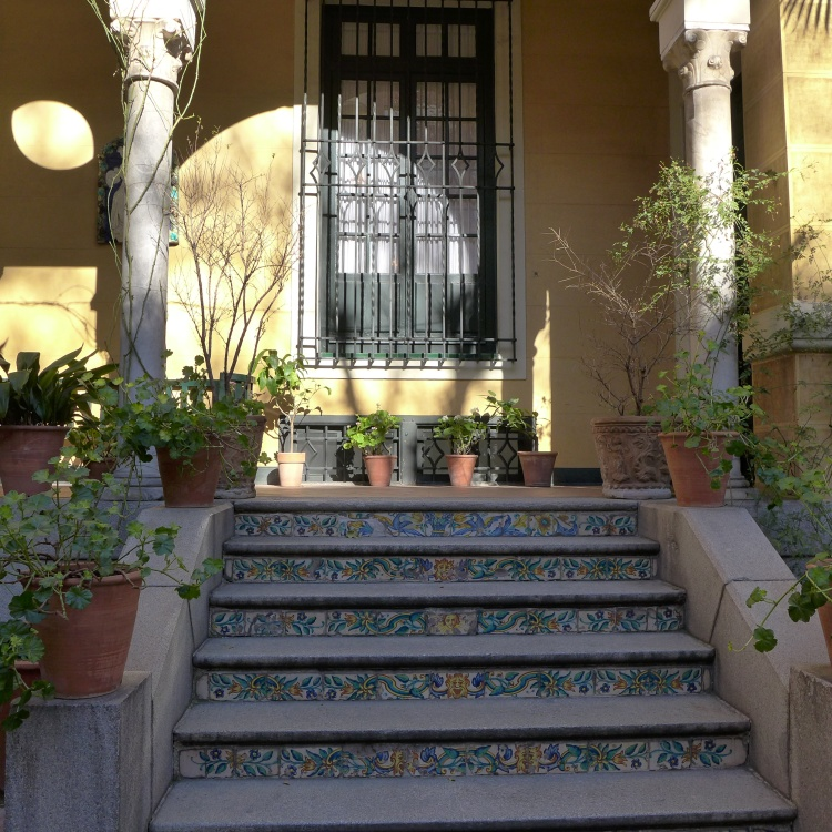 Sorolla's home turned Museum.