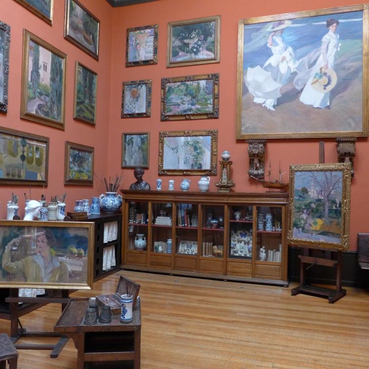 Sorolla's Studio
