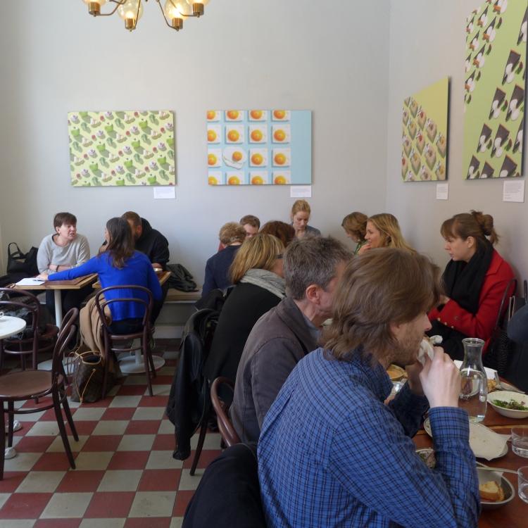 Cafe Pom & Flora