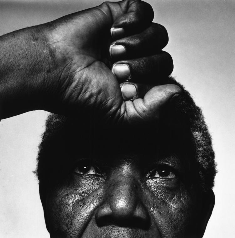 Mandela by Hans Gedda.