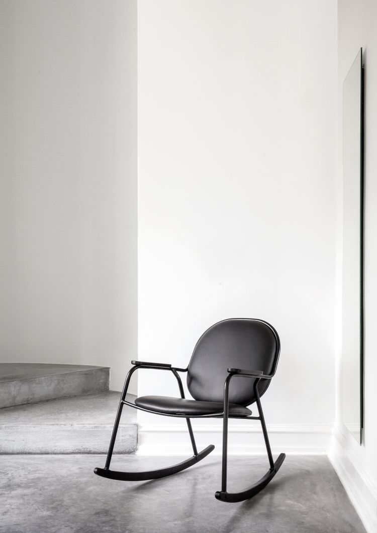 Frederik Werner Rocking Chair4365
