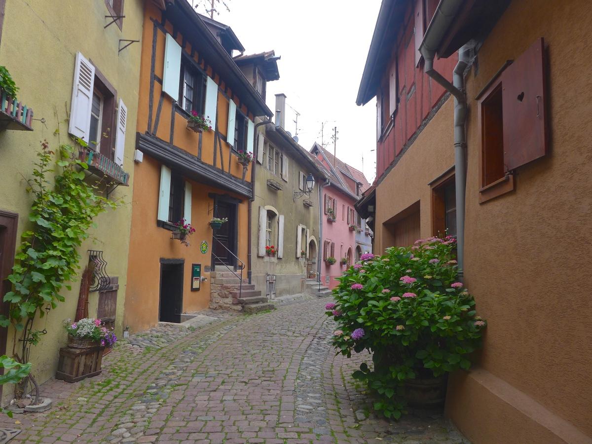 Eguisheim and Sélestat - Alsace