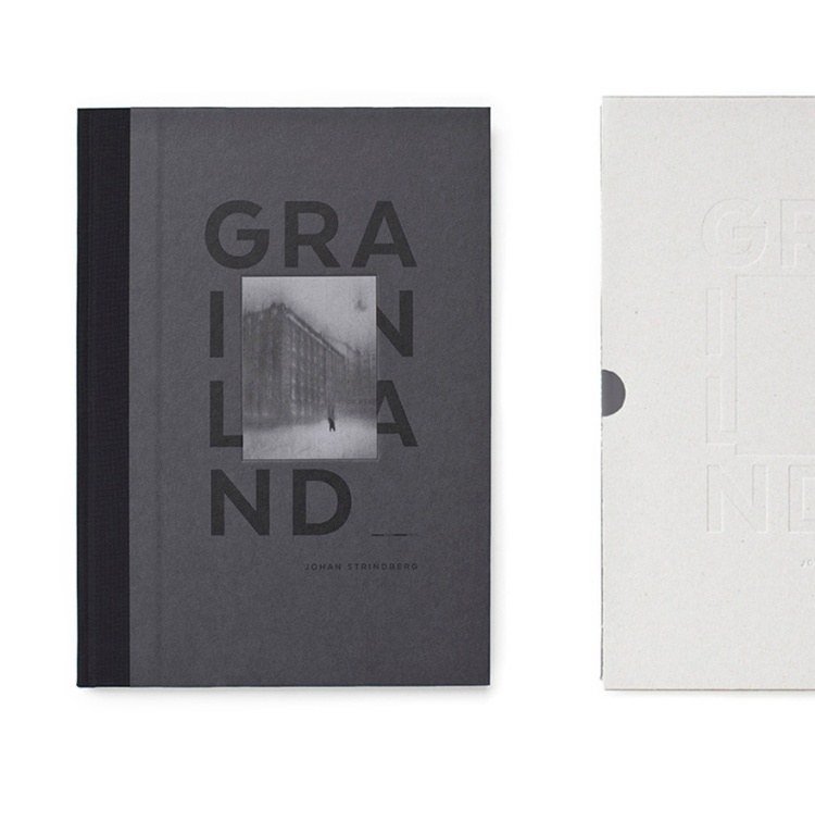 Grainland Photo Book.