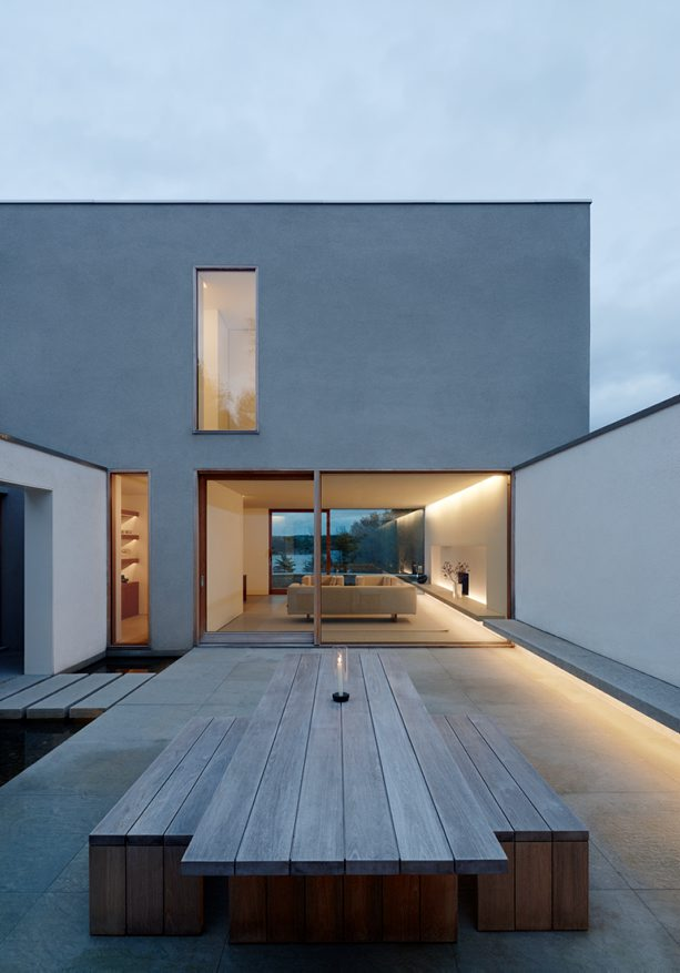 The palmgren house john pawson v s derqvist - The house of clicks the visual experiment of swedish architects ...