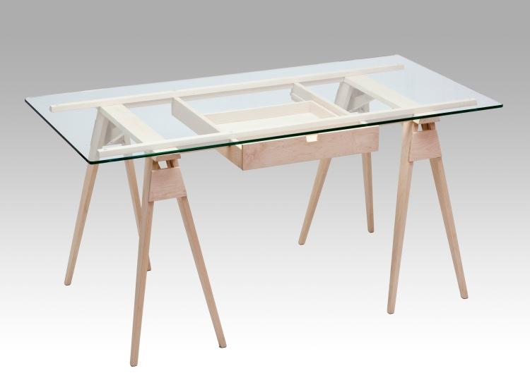 Arco Desk for Design House Stockholm.