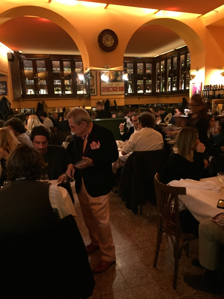 Restaurant La Libera.