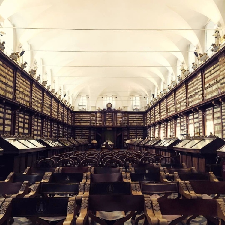 Biblioteca Casanatense.