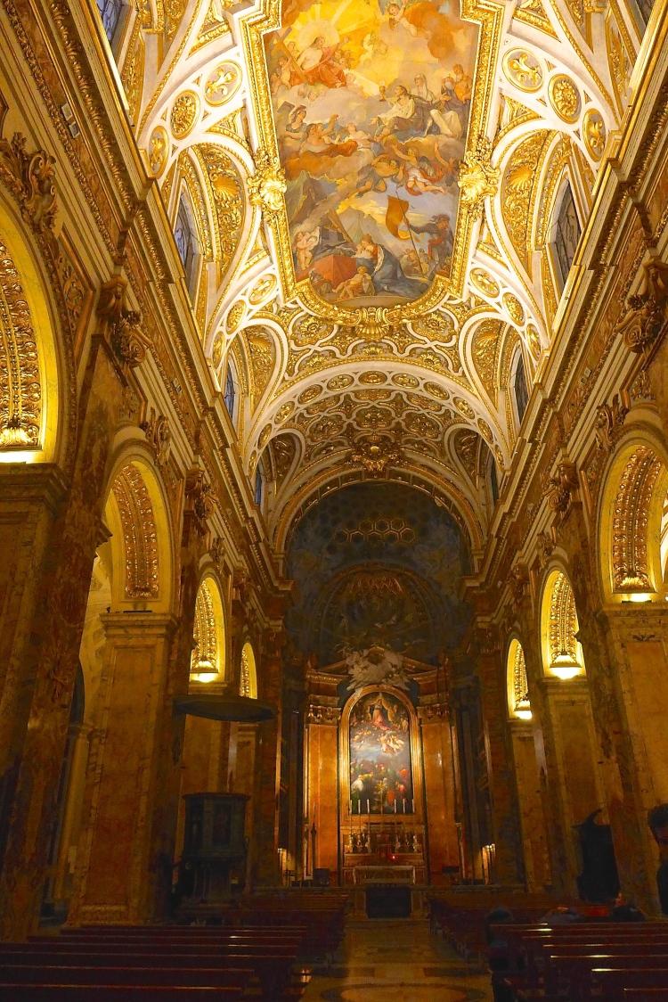 San Luigi dei Francesi, built between 1518 and 1580.