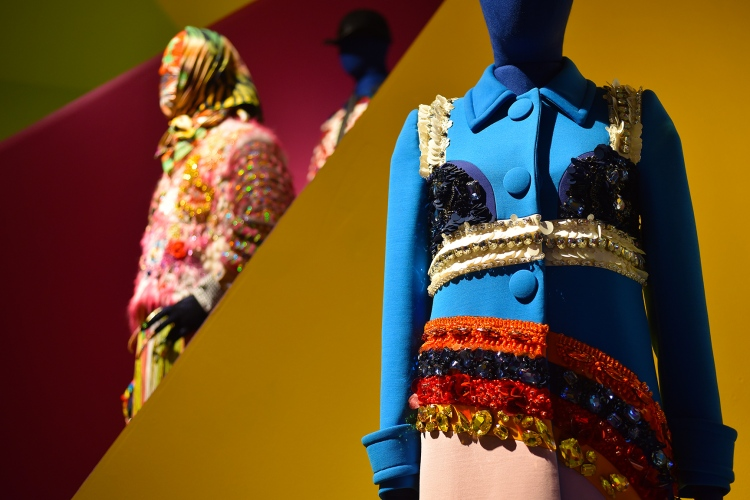 Craft & Colour. Prada Jacket. Photo: Serge Martynov.