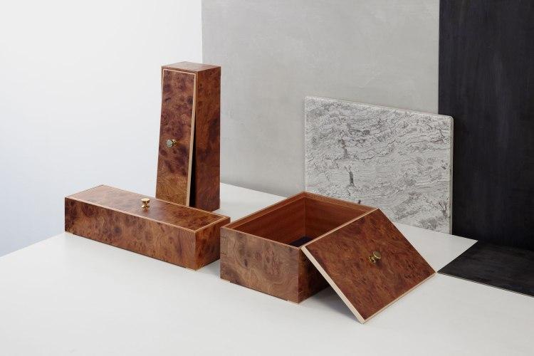 La Miel Collection, Boxes.