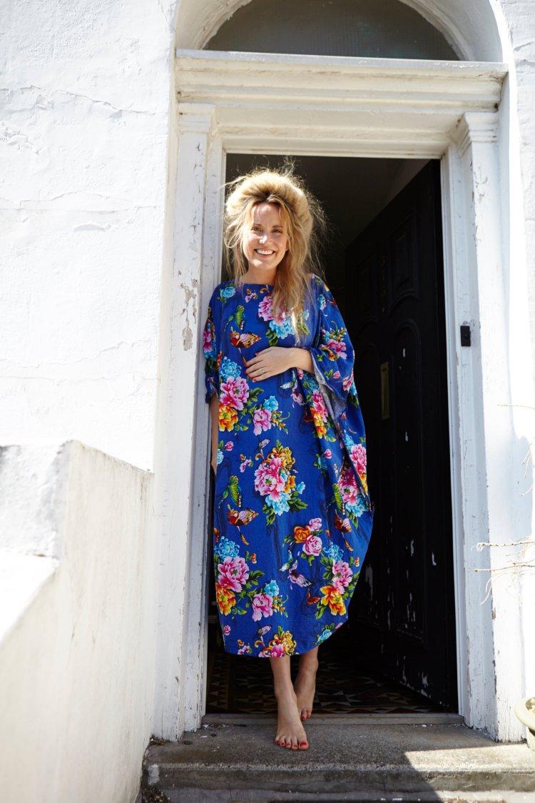 Fashion Curator Sofia Hedman.