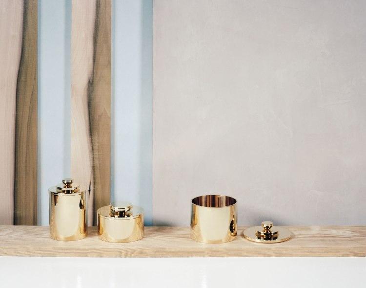 Brass Boxes. Eva Eklöf.