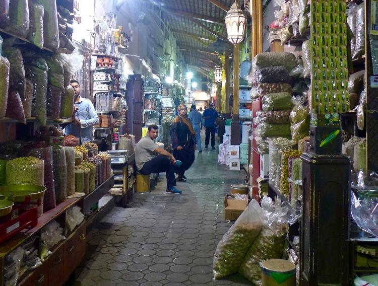 Spice Souk in Deira.
