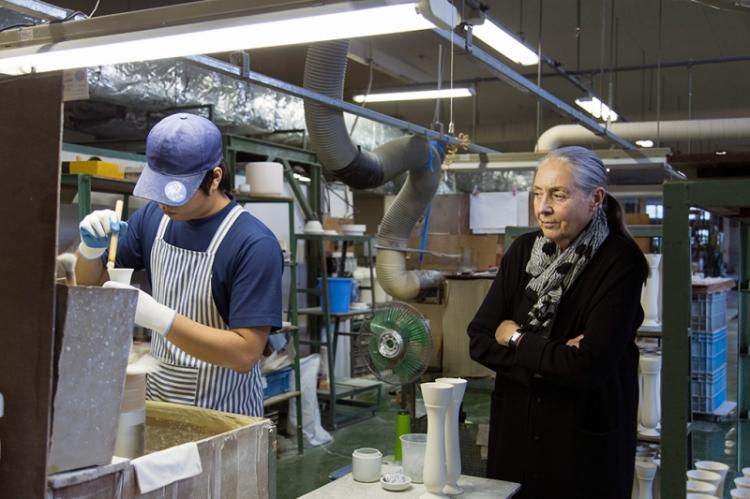 Collaboration with Arita Japan. Ingegerd Råman V Söderqvist Blog.