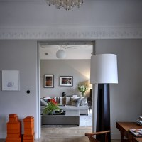 Stunning Classical Scandinavian Apartments