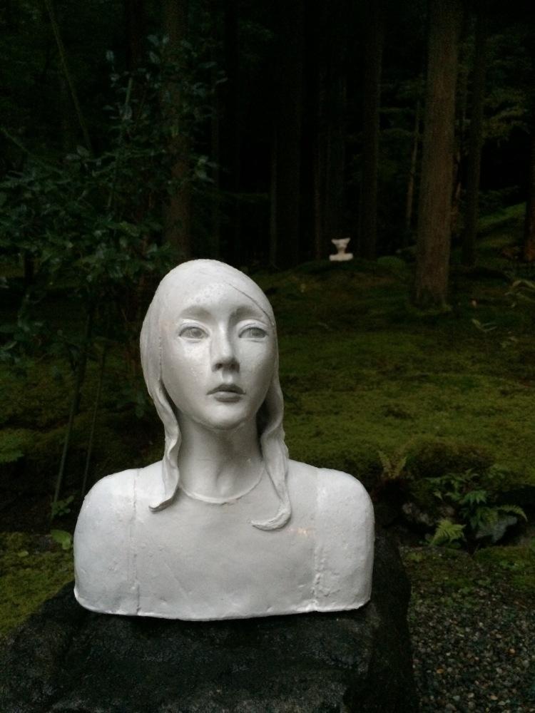 Karin WIberg, Moss Garden Komatsu, Japan.