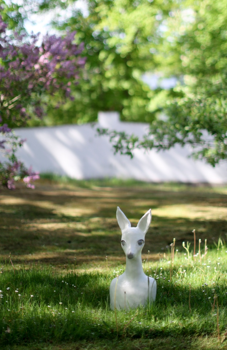 Karin Wiberg Deer. Thielska Galleriet. Photo: Ida Magntorn