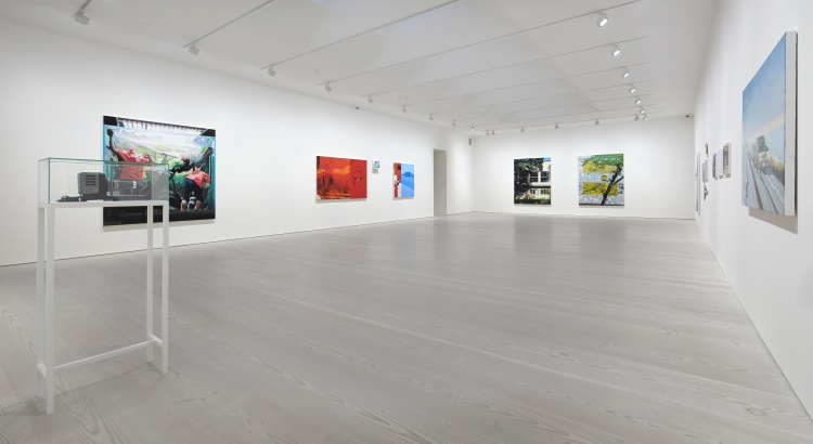 "Martin Wickström Exhibition ""Paradiso"" Galerie Forsblom January 2018. Photo: Per-Erik Adamsson. V Söderqvist Blog"