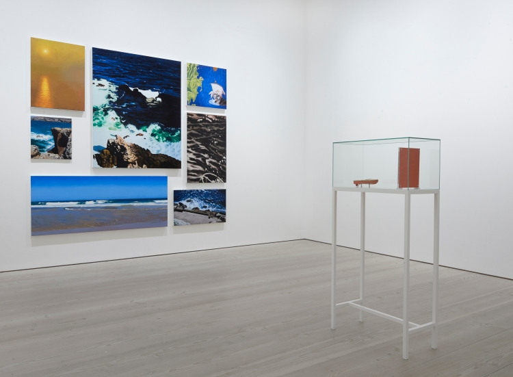 Martin Wickström Paradiso exhibition Galerie Forsblom, January 2018. Photo: Per-Erik Adamsson. V Söderqvist Blog