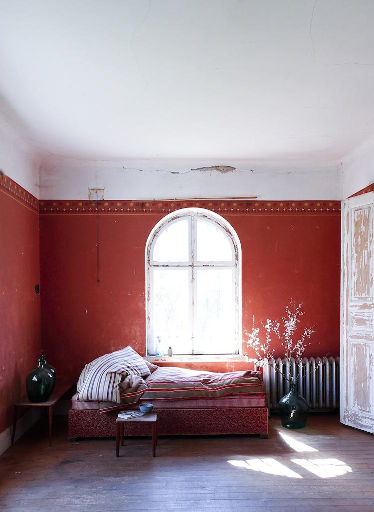 The Red Room – a Room of Dreams, Sweden. Ida Magntorn. V Söderqvist Blog.