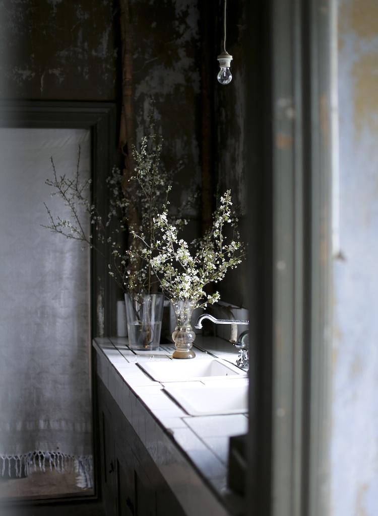 Quitten, light in kitchen – Sweden. Ida Magntorn. V Söderqvist Blog.