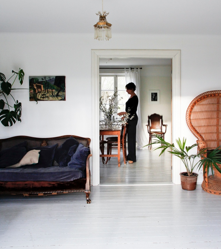 Ida Magntorn at home.V Söderqvist blog.