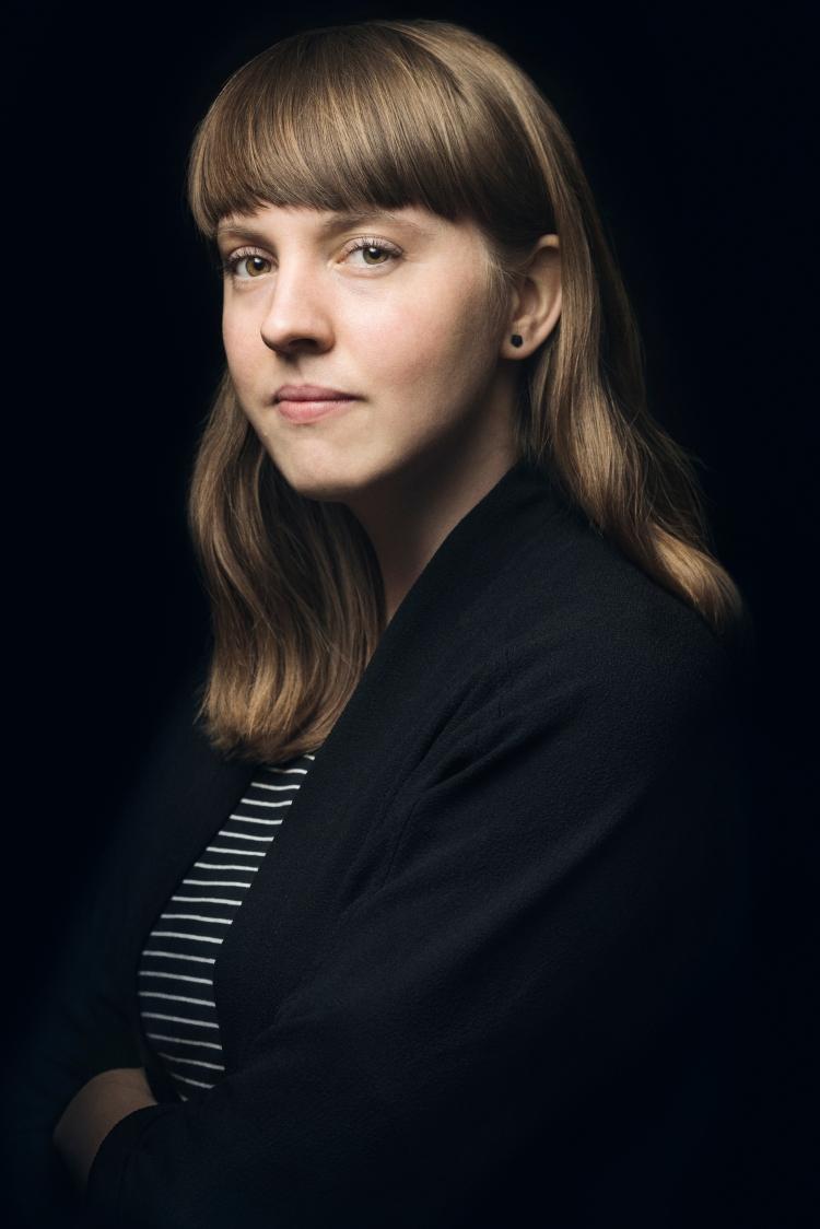 Alexandra Nilasdotter. Interview V Söderqvist Art and Design Talks.